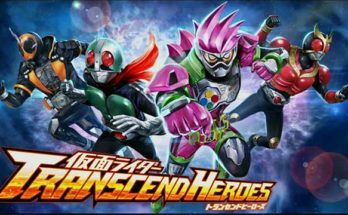 game kamen rider android