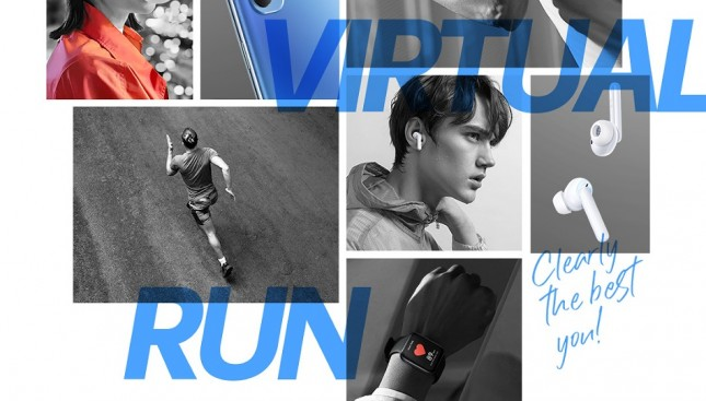 Dibuka Pendaftaran Oppo Reno4 Virtual Run