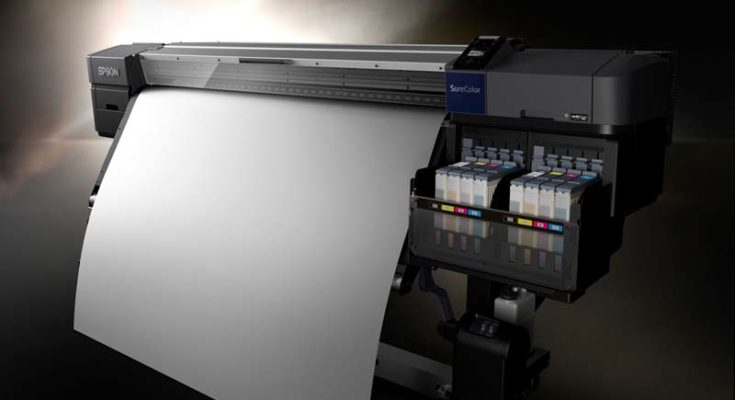 printer Textile Dye-Sublimasi 64