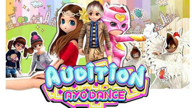 audition ayodance
