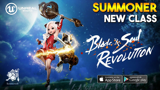 blade and soul class summoner