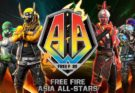 garena free fire asia all stars